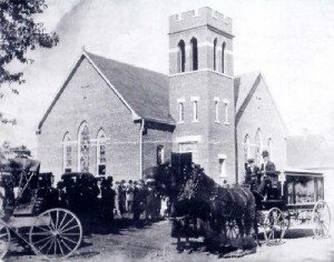 United Methodist Church on Oakwood Street